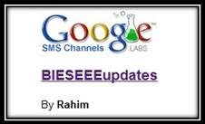 Subscribe to BIES EEE updates