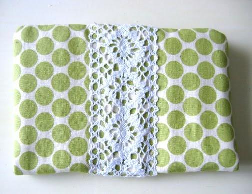 Needle Book Knitting Needle Case