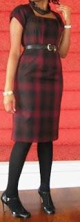 Salvaged eBay Dress Purchase