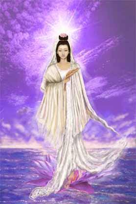 Gran Invocación a Kwan-Yin