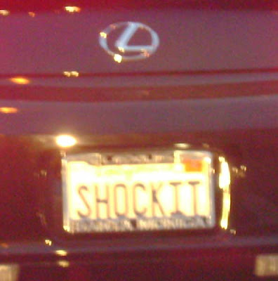 SHOCK IT