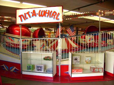 Tilt-A-Whirl - Fun Factory - Redondo Beach Pier