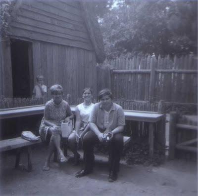 Doralice, Donna, Brian