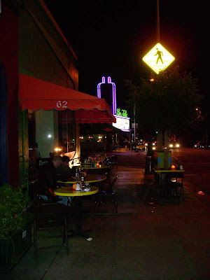 Los Feliz at Night - Vermont Ave.