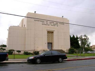 DWP Building West L.A.