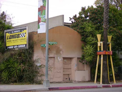 Culver City Shuttered Building