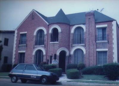 Cameo Apts., Cochran Avenue. L.A. 1985