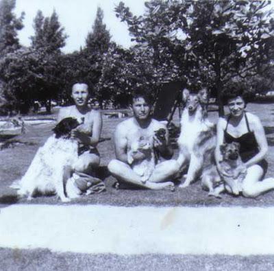 Ruth, Louis, Lassie, Doralice