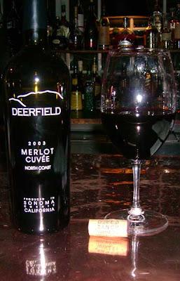 Deerfield Merlot 2003