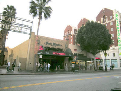 Pig 'n Whistle - Hollywood Boulevard