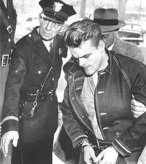 Charles Starkweather Crime Scene Photos http://poeforward.blogspot.com/2010/06/execution-day-charles-starkweather-1938.html
