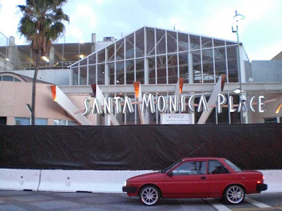 Santa Monica Place Mall - Closed