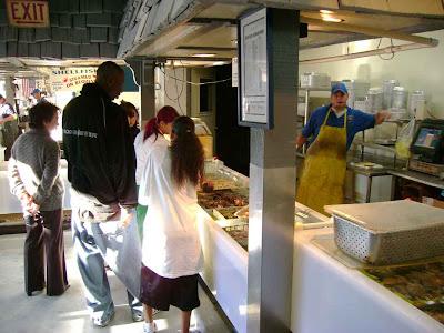 Fish Market - Redondo Beach Pier