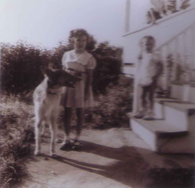 Lassie and the Kids - Woonsocket 1955