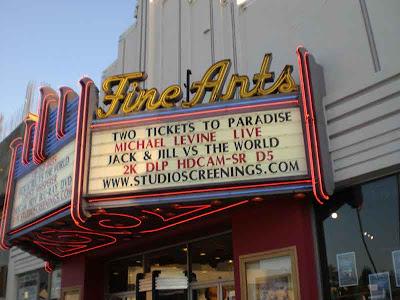 Fine Arts Theatre - Beverly Hills