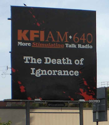 The Death of Ignorance - West L.A.