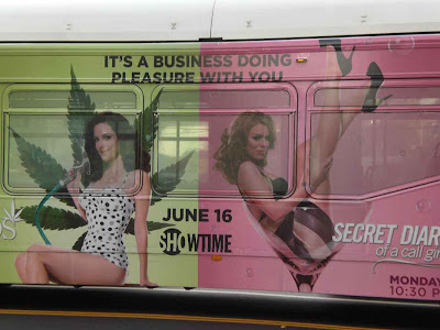 Showtime Bus - Century City