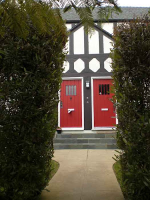 Red Doors - Santa Monica