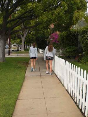 Where the Girls Are - Santa Monica