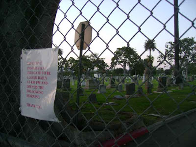 Woodlawn Cemetery - Santa Monica - Pt. 4