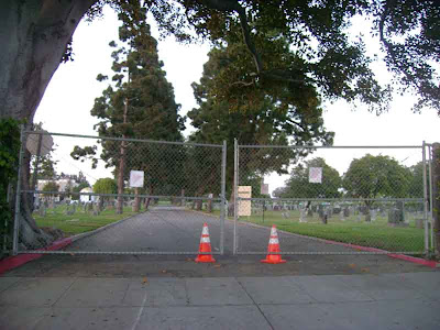 Woodlawn Cemetery - Santa Monica - Pt. 1