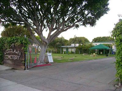 Woodlawn Cemetery - Santa Monica - Pt. 2