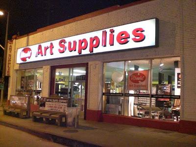 Art Supplies - West L.A.