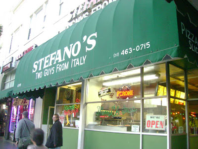 Stefano's - Hollywood