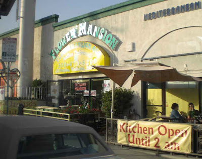 Flower Mansion on Sawtelle - West L.A.