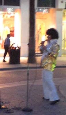 Fuzzy Elvis - Santa Monica Promenade