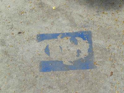 Lou Reed Sidewalk - Santa Monica