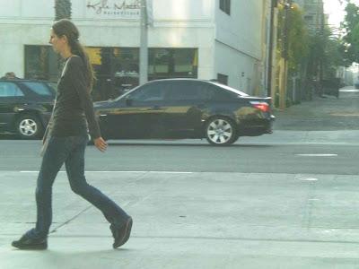 Truckin' on Wilshire - Santa Monica
