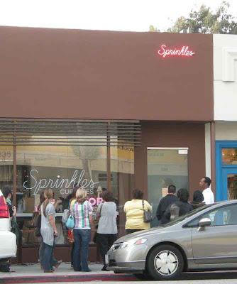 Sprinkles in Beverly Hills