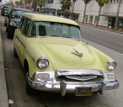 A Lime Green Studebaker Conestoga Found in Santa Monica