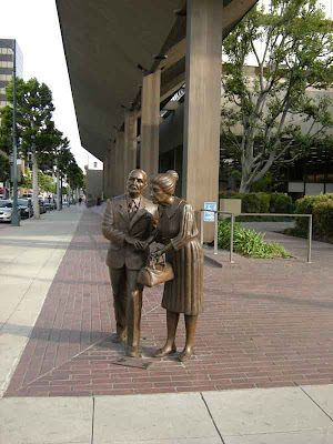 Beverly Hills Statue