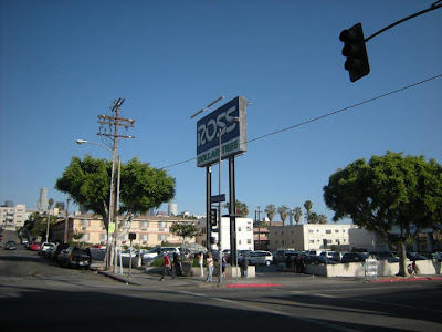 Former Location of Alvarado Court Apartments