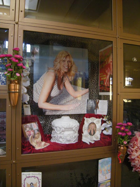 Lana Clarkson Interred at Hollywood Forever Cemetery