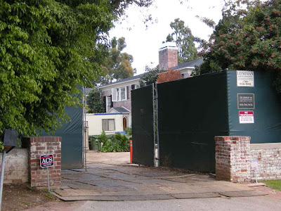 Bogie's Mansion in Holmby Hills
