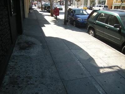 Viper Room Sunset Sidewalk