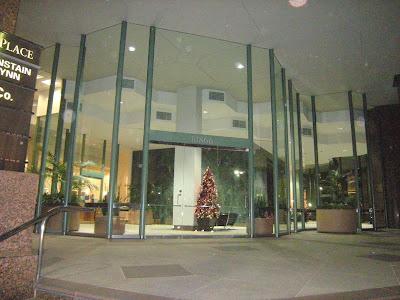 Happy Holidays at 10866 Wilshire