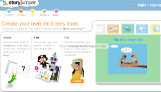 creare, storie, bambini