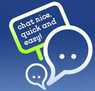 chat, senza, registrazione