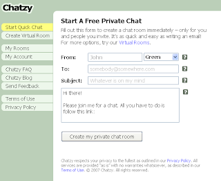 chatzy chat gratis