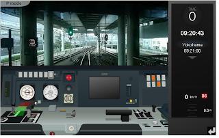 simulatore, treno, online