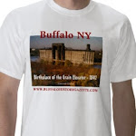 BUFFALO GRAIN ELEVATOR T-SHIRTS