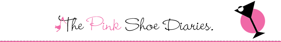The Pink Shoe Diaries