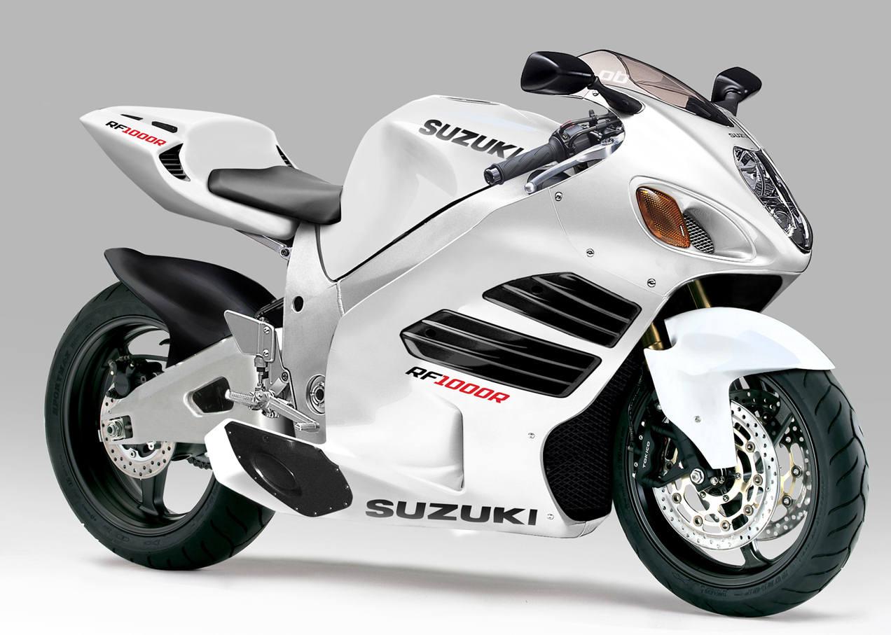 Suzuki RF900 Prototype - RF1000