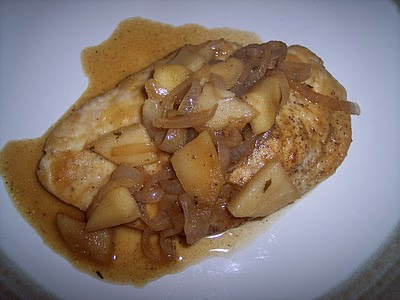 ... apples this dish uses fresh apples apple cider and apple cider vinegar