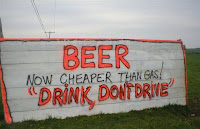 So true. Do not drink and Drive.