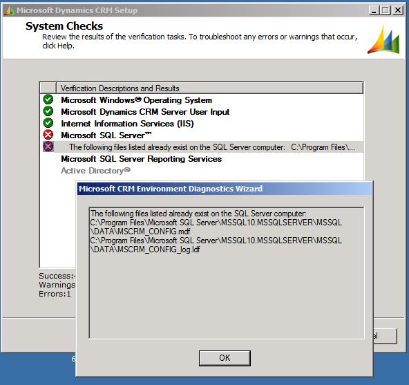 microsoft dynamics crm server 2011 installation guide
